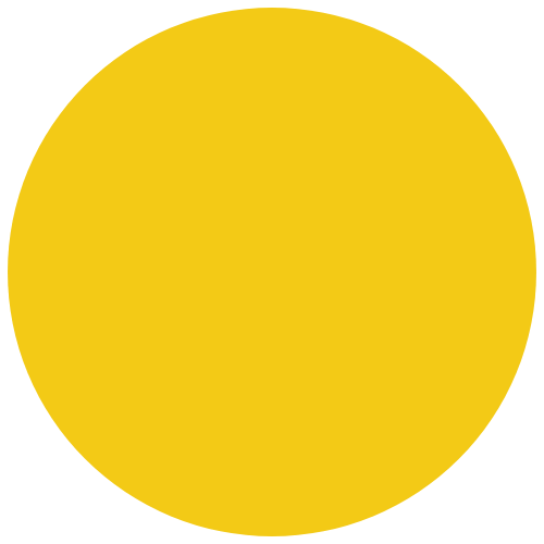 Joy and Knowledge simple logo yellow