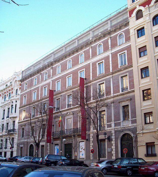 Museo Nacional de Artes Decorativas - MNAD - Madrid - España