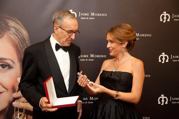 Jaime Moreno - Cena de Gala Presentación Colección Constelación