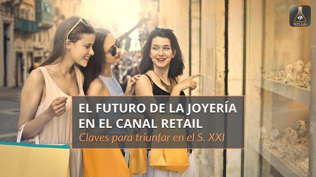 """Curso online : """"El futuro de la joyeria en el canal retail"""" por 925lab"""