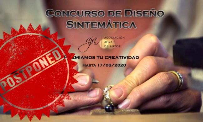 Concurso de diseño de joyería para estudiantes Sintematica - Ampliación de plazo