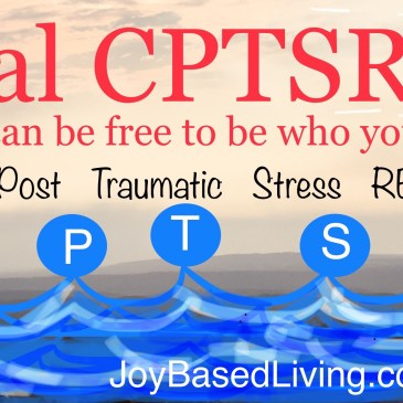 CPTSR Complex Post Traumatic Stress RESPONSE