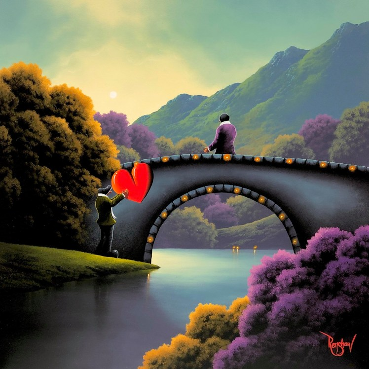 David Renshaw art bridge