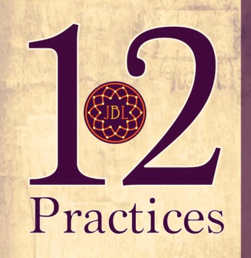 12 Practices E-book