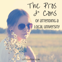 The Pros and Cons of Attending a Local University