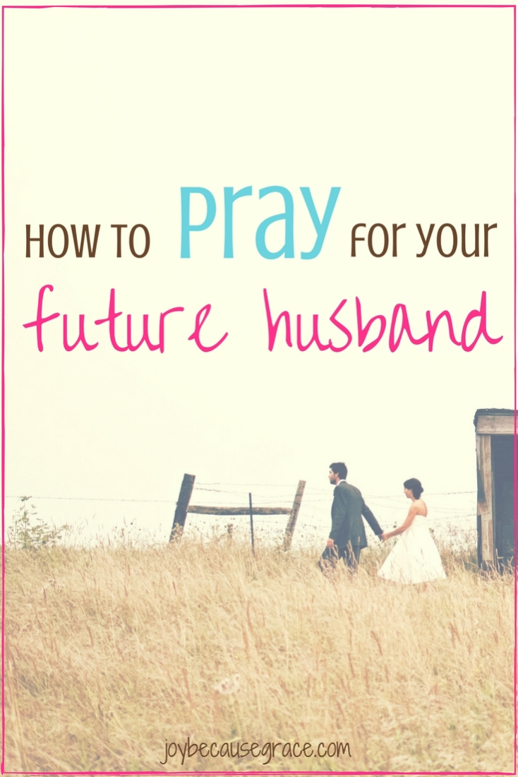Wondering how to pray for your future husband? No problem! Here are four simple and fun ways you can pray for your future husband.