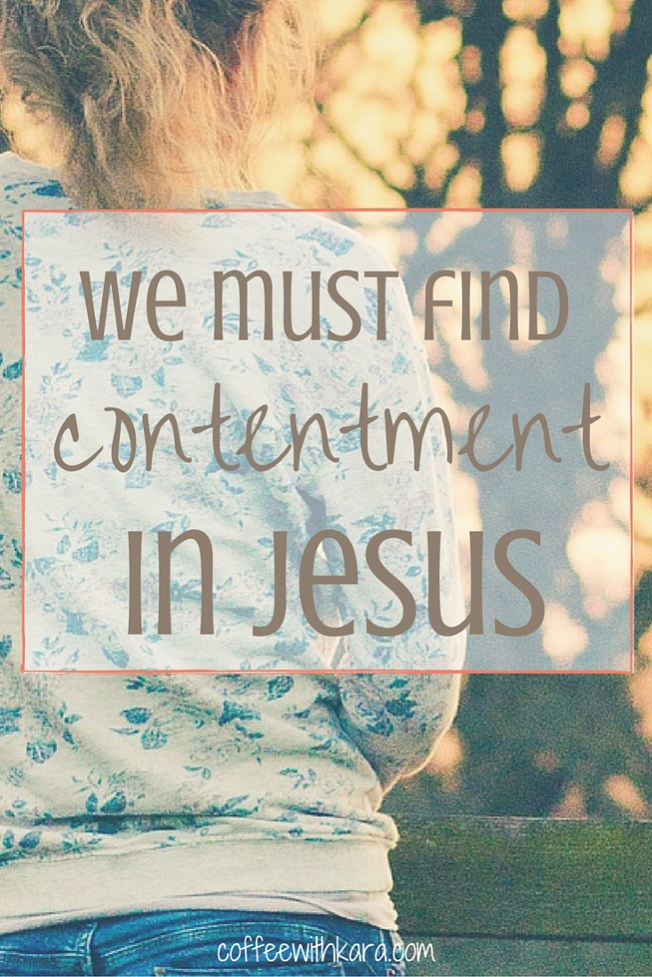 Struggling with contentment? Yeah, me too. Thankfully, Paul of the New Testament has shared with us the secret to being content.