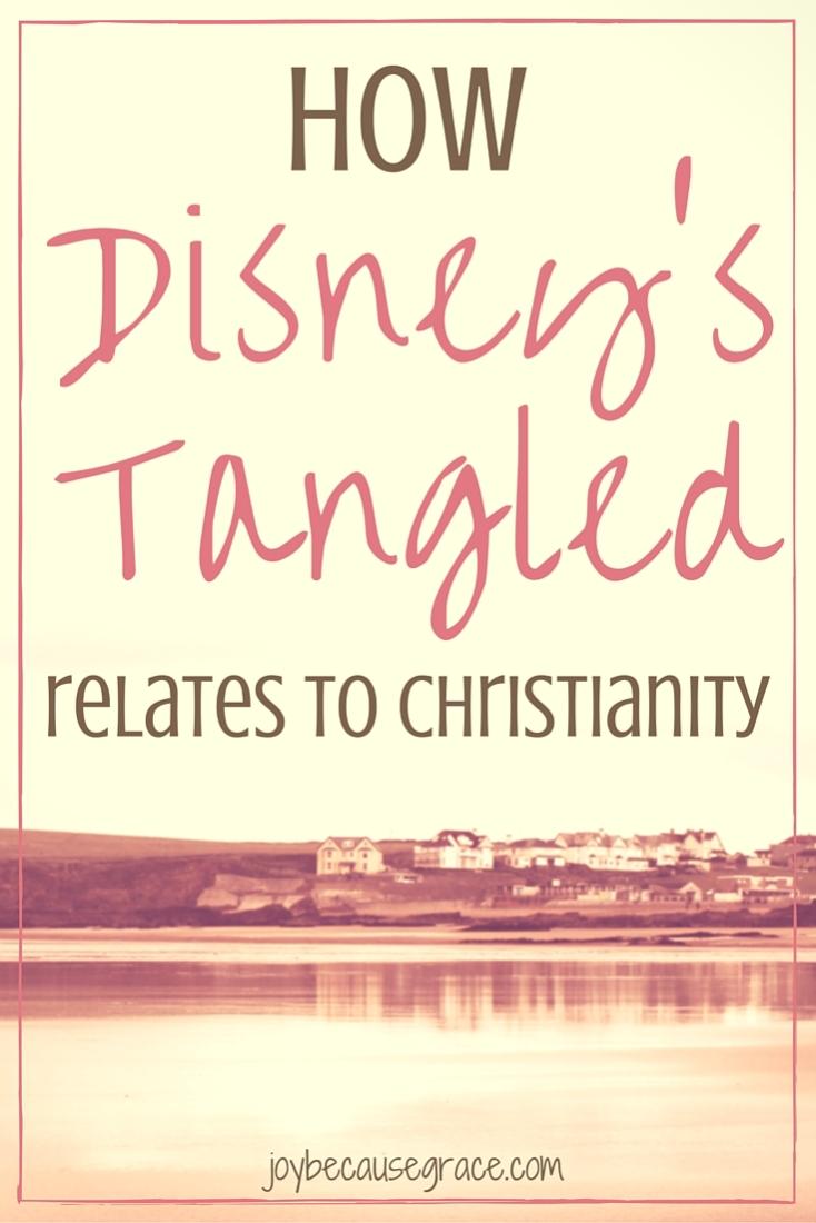 Love Tangled? Me too. Love Jesus? Me too. So let's look at how Disney's Tangled Relates to Christianity. :)
