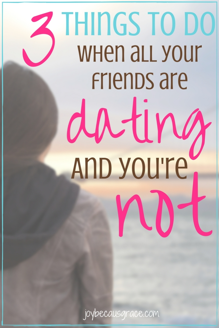How to tell friends youre dating someone