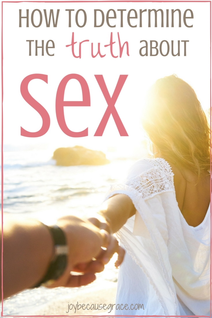 In a sea of mixed messages, it can be difficult to determine the truth about sex. Thankfully, Christian Cosmo can point us in the right direction.