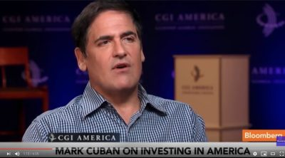 Mark Cuban: Only Morons Start a Business with a Loan - JOY ...