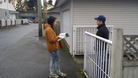 JARA conducting SFH Neighbourhood Survey (179 homes!)