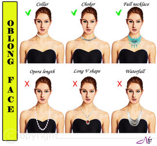 Choosing The Best Jewelries For Your Face Shape Mystic