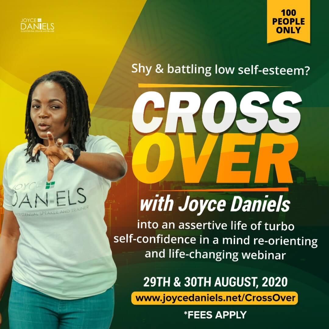 Cross over with Joyce Daniels