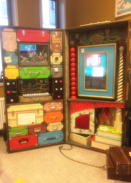 childrens cabinet