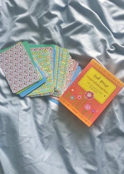 feel good inspirational cards