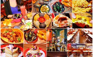 MAGO 西班牙風味小館♥看電影前先吃美食吧 五彩比薩球 謝師宴 可包場(信義威秀影城/捷運市政府站)♥ Joyce食尚樂活。食記