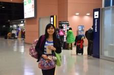 Hello Kansai International Airport!