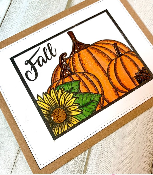 Joy Clair Designs, Hey Pumpkin Digital Stamp Set