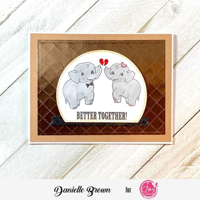 Cutest Love Better Together, Cutest Love Digital Set, Joy Clair Designs
