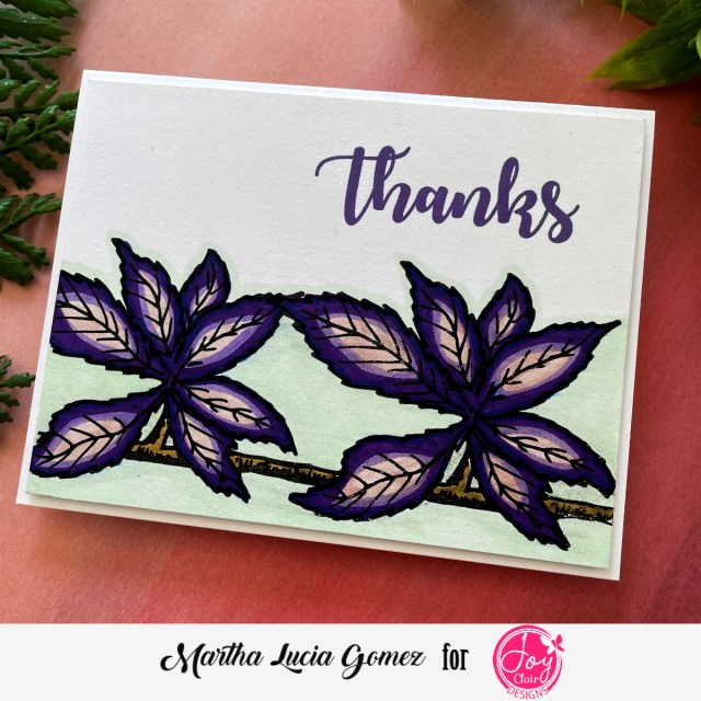 Easy Thank You Card