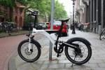 Driving the BESV PS1 e-Bike in Amsterdam