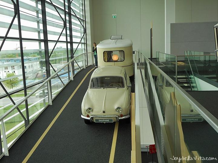 Erwin Hymer Museum Bad Waldsee (c) JoyDellaVita.com