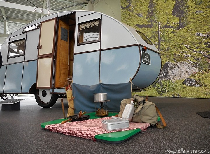 Erwin Hymer Museum Bad Waldsee (Germany)