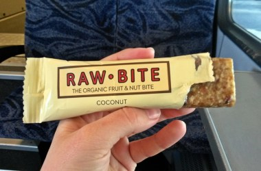 RAW BITE Coconut Bar - Vegan and delicious