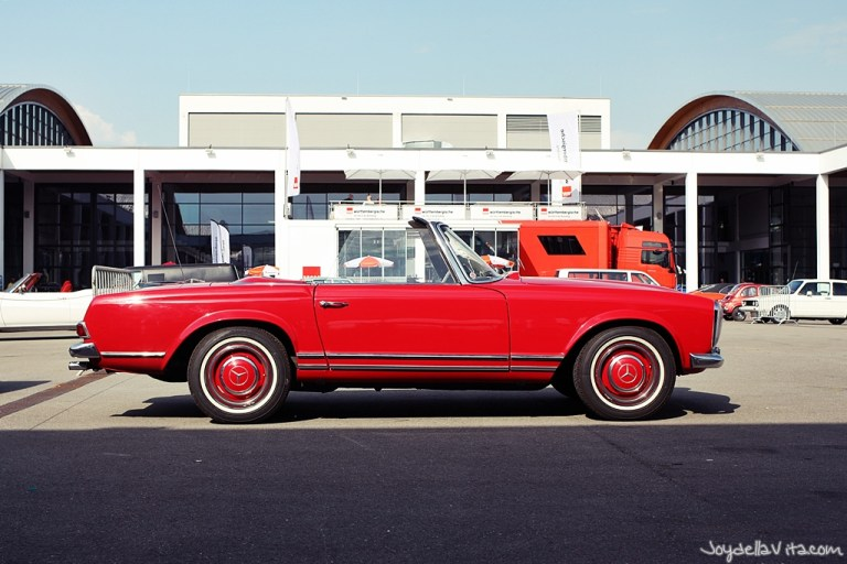 Klassikwelt Bodensee 2015 – Cars in Sideview