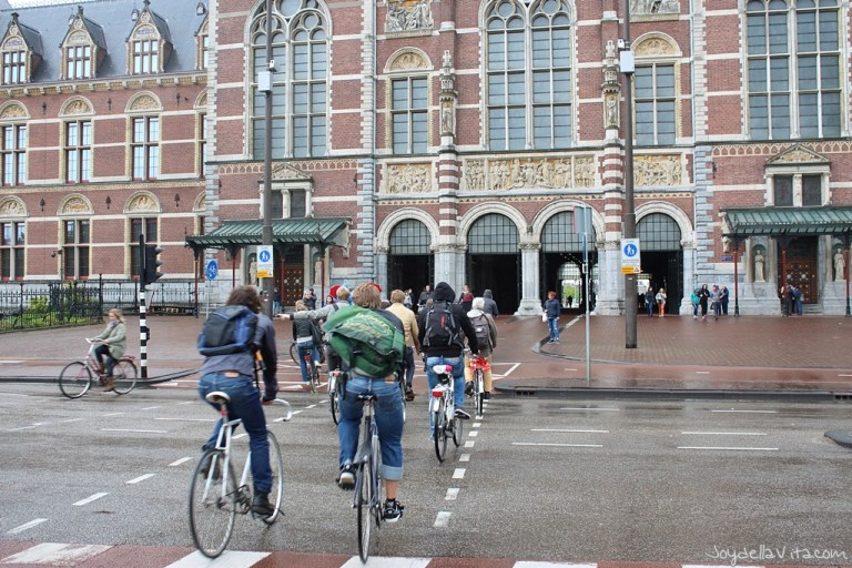 Travel Diary: 24h in Amsterdam