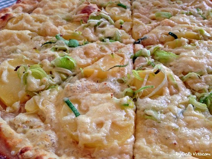 My Potato Dinnete at Besenwirtschaft Osswald in Tettnang up close