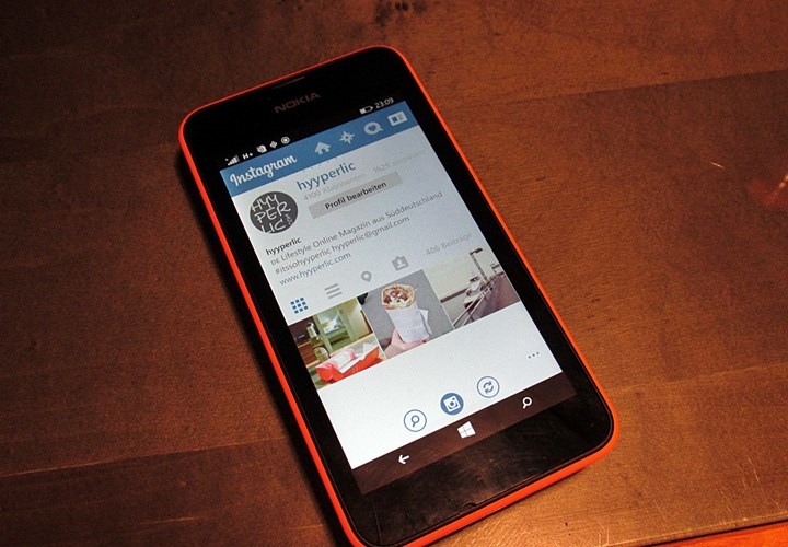 Instagram Apps for Windows Phone