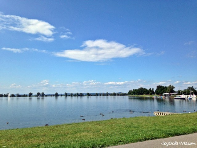 Seepark in Hard at Lake Constance