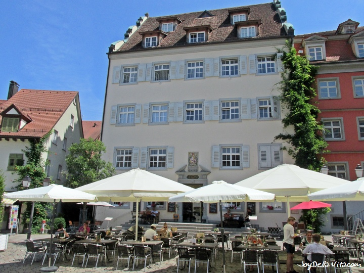 Alte Bank in Meersburg