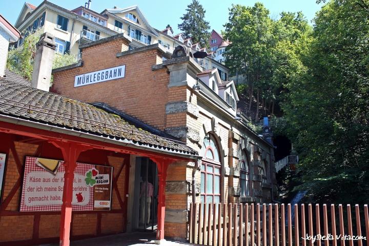 Mühleggbahn St. Gallen