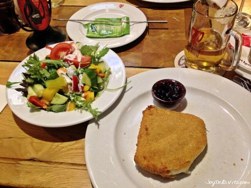 Restaurant Masné Krámy in Budweis / České Budějovice