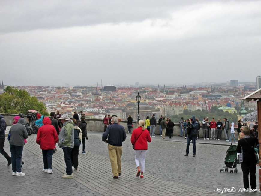 View from the Prague Castle