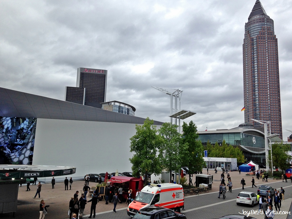 Roadtrip Cars Frankfurt Motor Show2015