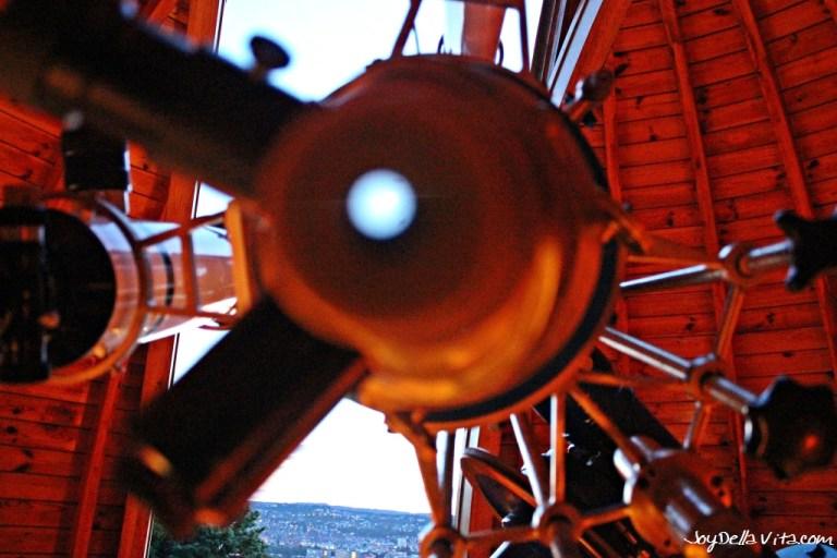 Universe-Watching at Stuttgart Observatory