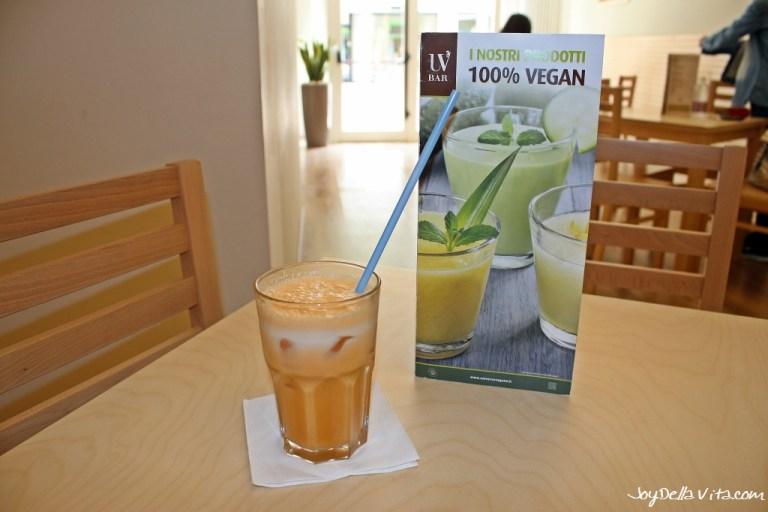 Juice at Universo Vegano Rimini