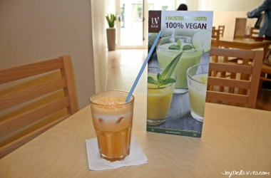 Juice at Universo Vegano Rimini