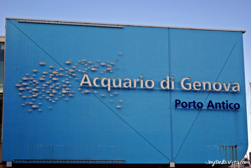 Aquarium of Genoa