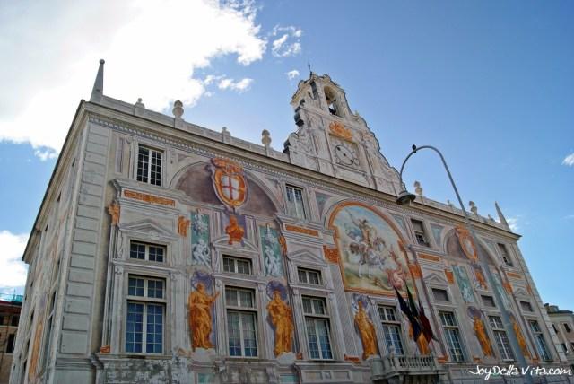 Palace of Saint George, Genoa