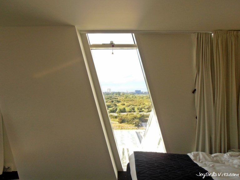 Staying at Hotel Bella Sky Copenhagen