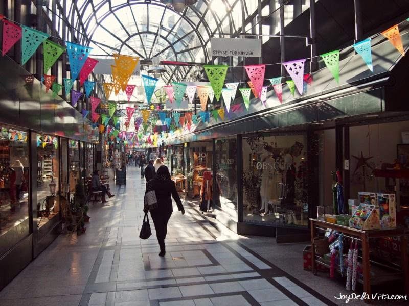 Fluxus Temporary Concept Mall Stuttgart
