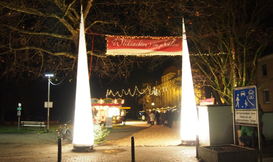 Christmas Market in Tettnang 2015