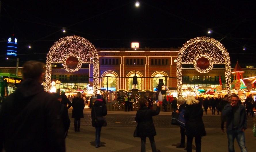 Christmas Market in Hanover 2015