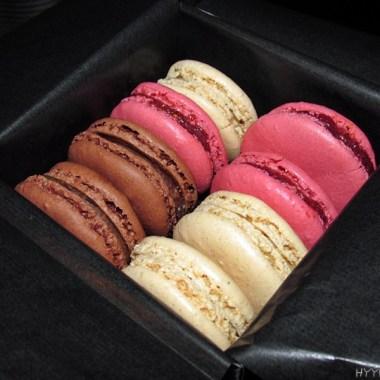 Laduree Shop with Macarons in Monte Carlo (Monaco)