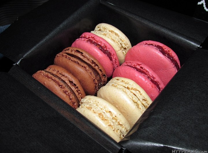 Macarons by Laduree in Monte Carlo / Monaco